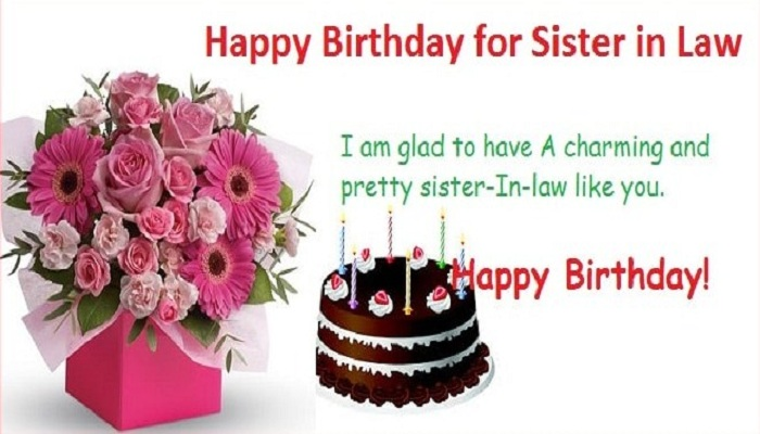 Awesome birthday wishes for sister in law happy birthday lines m4hsunfo